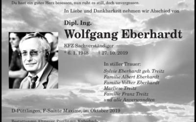 Digitale Traueranzeige der Saarbrücker Zeitung